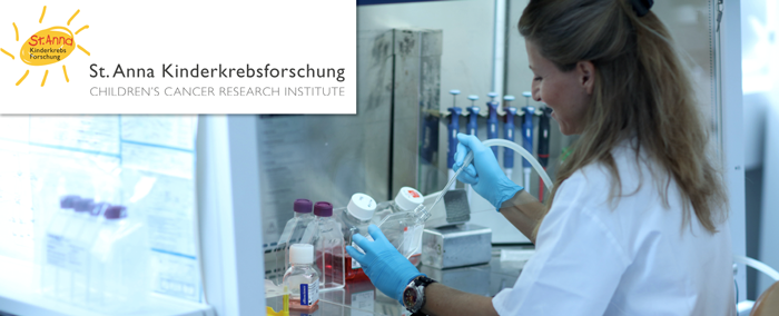 St. Anna Kinderkrebsforschung CCRI - Children`s Cancer Researche Institute