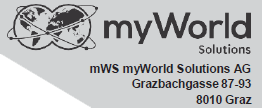 mWS myWorld Solutions AG